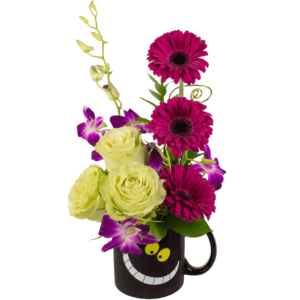 Cheshire Cat Winning Smile Bouquet