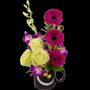 Cheshire Cat Winning Smile Bouquet
