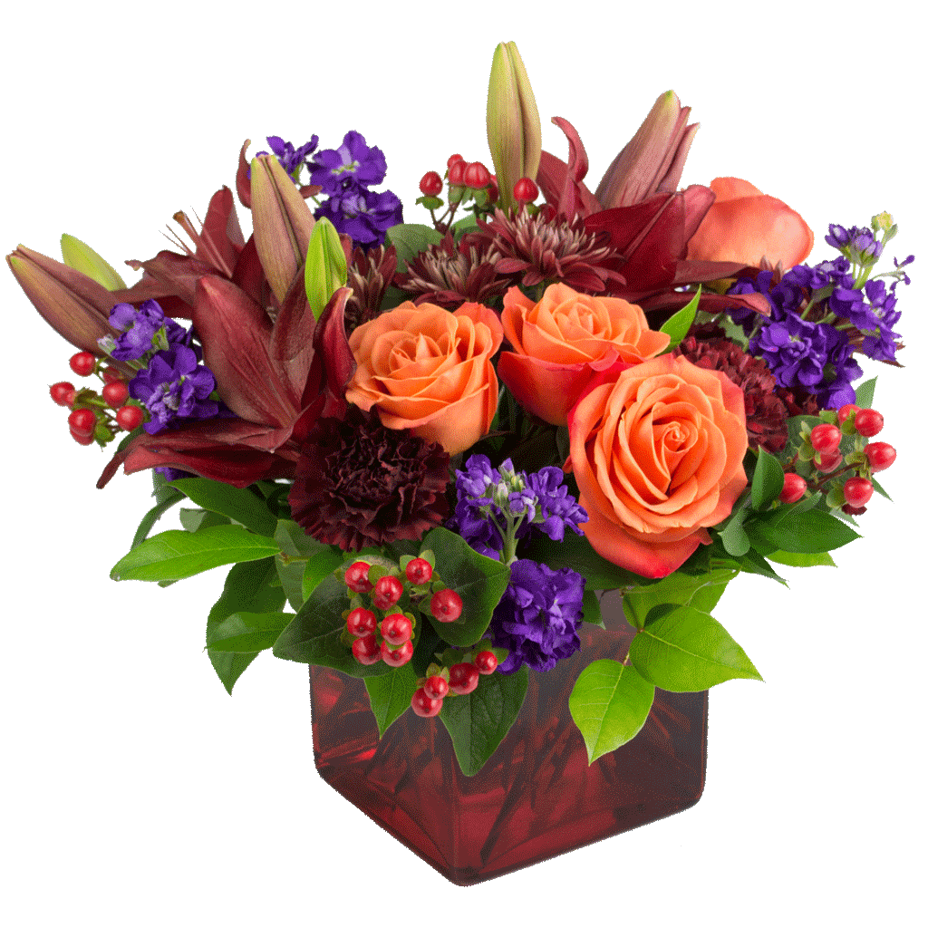 Autumn Sunset Bouquet Designed By Karin S Florist