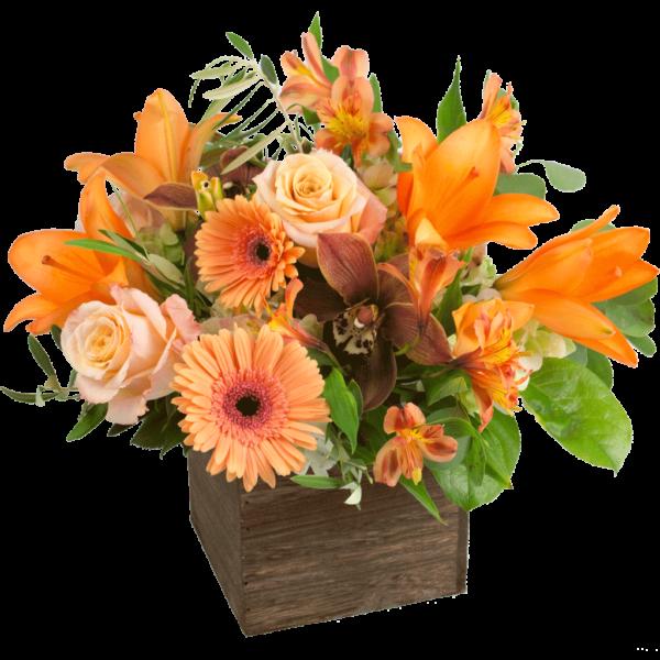 Golden Hour Bouquet