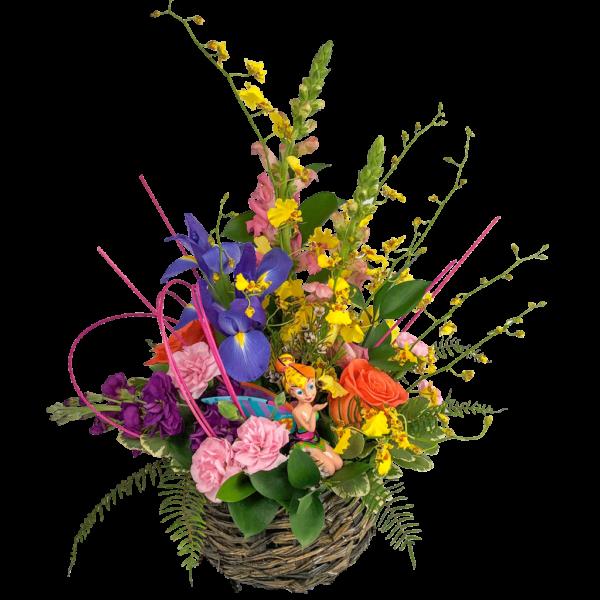 Tinker Bell's Magical Summer Bouquet