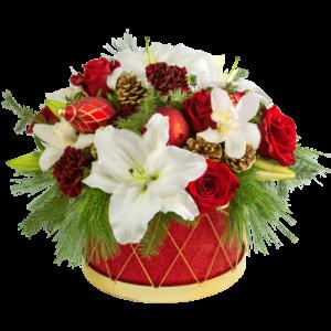 Winter Melody Bouquet