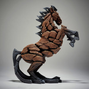 The Edge Sculpture Horse