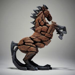 The Edge Sculpture Horse