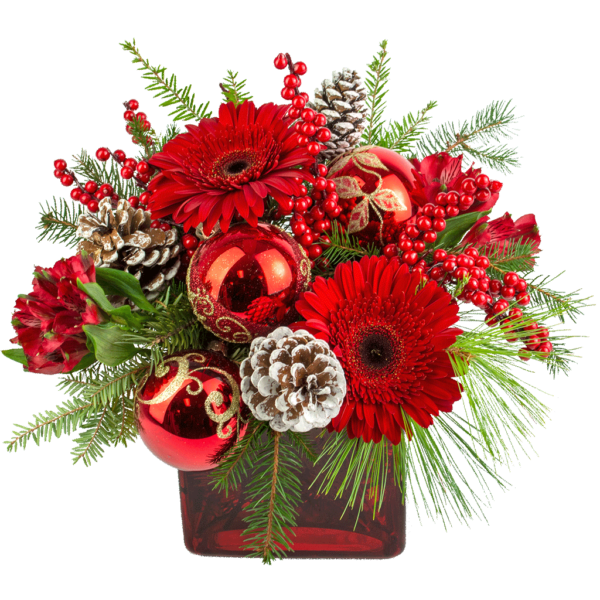 Holiday Reds Bouquet
