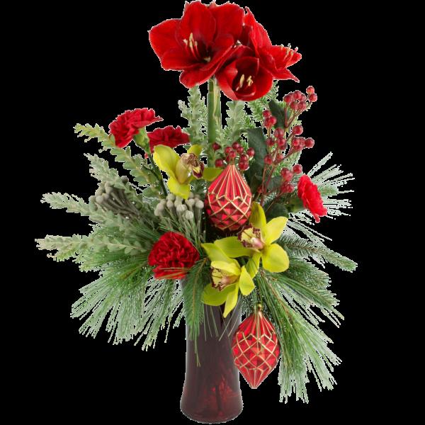 Majestic Amaryllis Bouquet