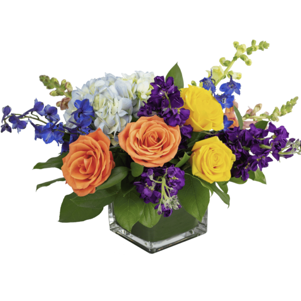 Shades of the Rainbow Bouquet