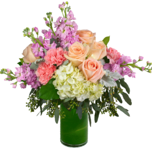Spring Sentiments Bouquet