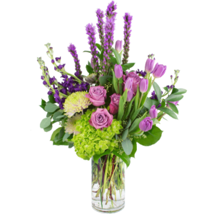 Purple Royalty Bouquet