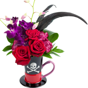 Dr. Facilier Flower Mug