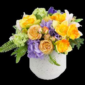 ICU Get Well Silk Bouquet
