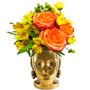 Star Wars C3PO Bouquet