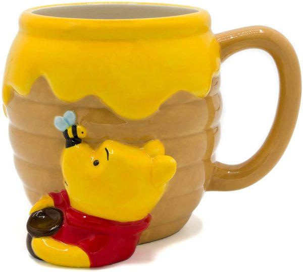 Pooh Honey Pot Mug