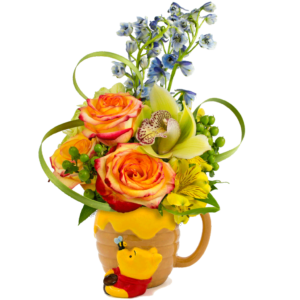 Winnie the Pooh & the Honey Pot Bouquet