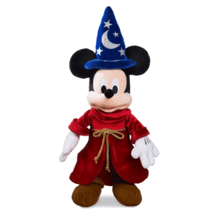 Sorcerer Mickey Mouse Plush