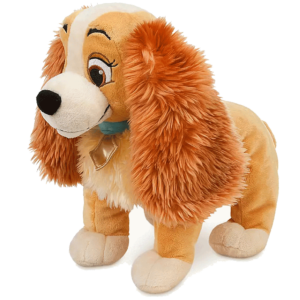 Lady Plush – Lady and the Tramp