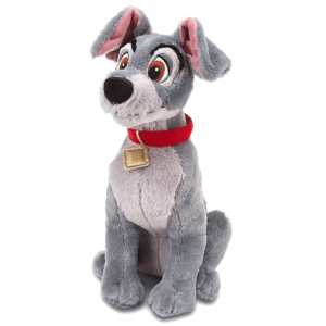 Tramp Plush – Lady and the Tramp