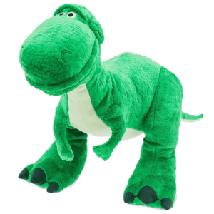 Rex Plush from Toy Story 4