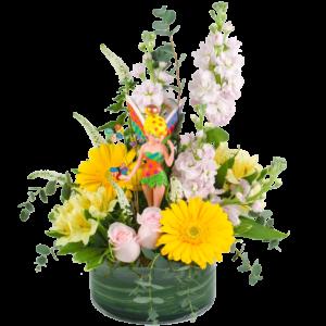 Tinker Bell's Butterfly Bouquet