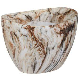 Ceramic Oval Planter