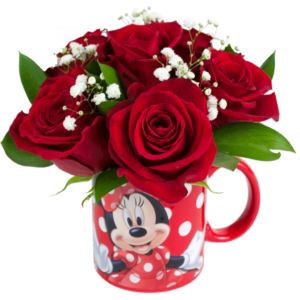 It's All About Minnie Bouquet