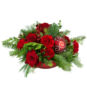 Pining for the Holidays Bouquet