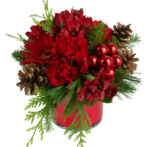 Ruby Radiance Bouquet