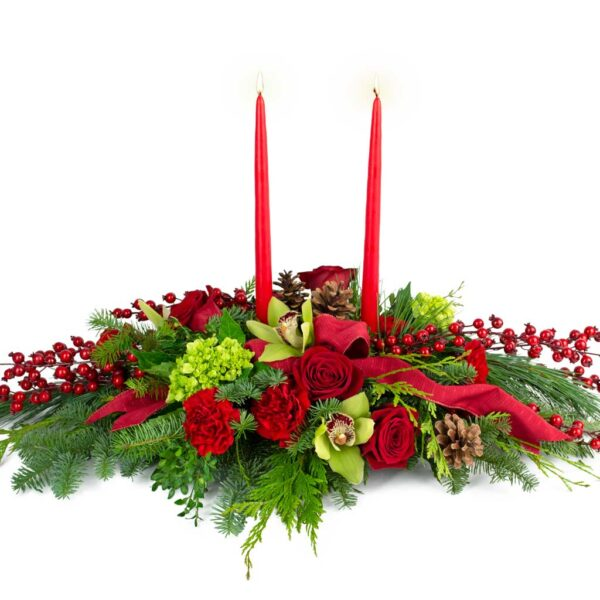 Star of Christmas Centerpiece
