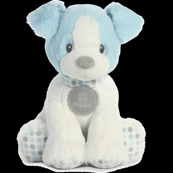 """10"""" My First Puppy - Blue"""