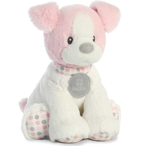 """10"""" My First Puppy - Pink"""
