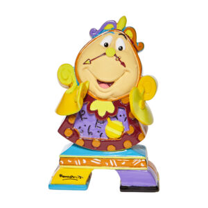 Disney's Cogsworth Mini Fig by Britto
