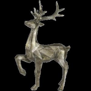 Resin Deer Figurine
