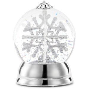 Snowflake Snow Globe
