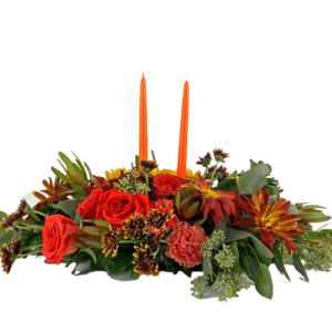 Spiced Sunset Centerpiece