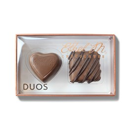 2 Piece Ethel M Milk Chocolate Duo