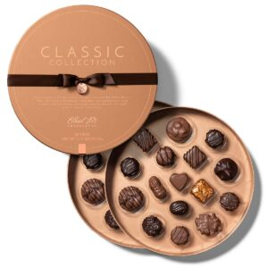 Ethel M Chocolates Classic Collection 32-Piece Chocolate Assortment