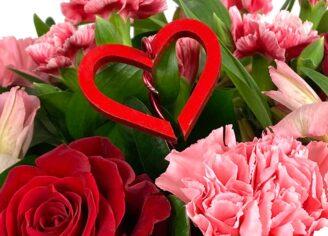Rustic Love Heart