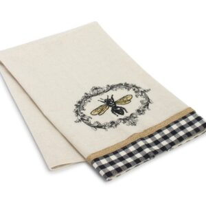 Honey Bee Tea Towel