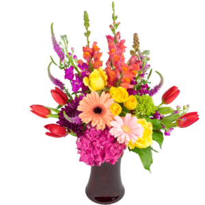 Radiant Rainbow Bouquet