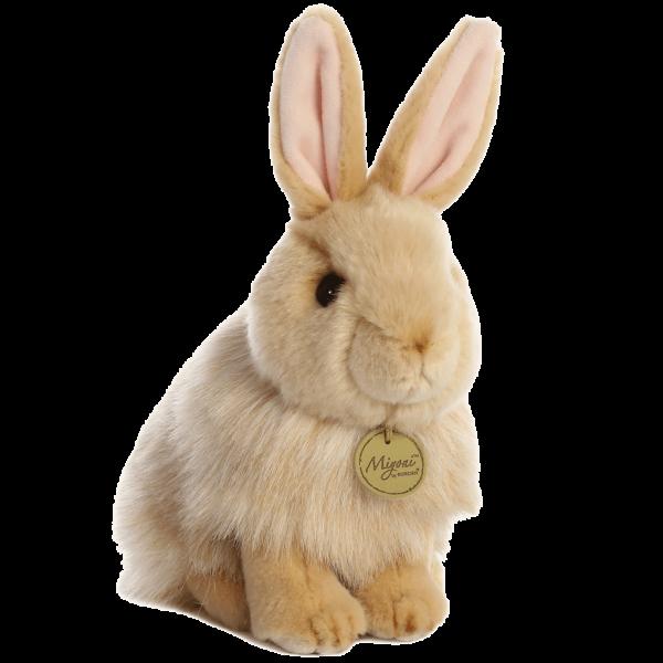 Tan Angora Rabbit