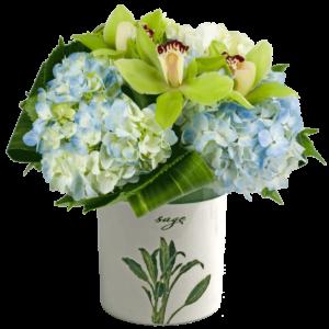 Truly Blue Bouquet-sage