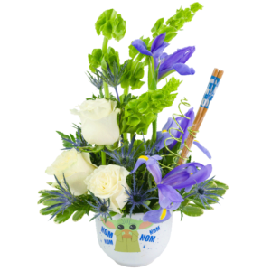 Baby Yoda The Child Flower Bowl Bouquet