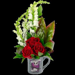 Jack Skellington Wonderful Nightmare Bouquet