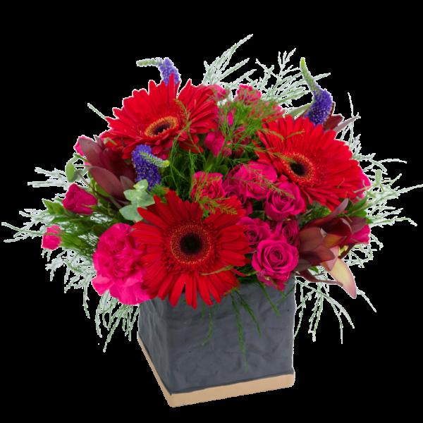 Ravishing Rouge Bouquet