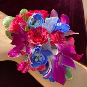 Flutterby Corsage